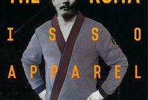 The KOMA / The gamechanger is here. Sport kimono inspired jiu jitsu/grappling lifestyle sweatshirt. Get it at www.issoapparel.com