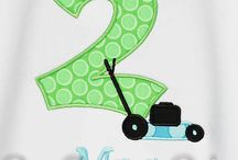 Lawn Mower birthday