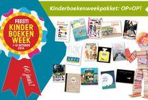Kinderboekenweek 2014 / Van 1 t/m 12 oktober 2014 vindt de 60ste editie van de Kinderboekenweek plaats. 60 jaar moet natuurlijk gevierd worden en daarom is het thema van de Kinderboekenweek: Feest! Traditiegetrouw stelt KG & Rolf jaarlijks een pakket samen met de bekroonde kinderboeken, de griffels, het prentenboek en het gratis Kinderboekenweekgeschenk. www.kgrolf.nl/kinderboekenweek