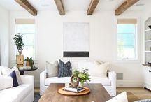 Belki sufitowe drewniane