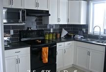 Kitchen remodel / by Kristy Sartain