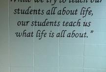 So I'm a teacher... / by Nicole Negron