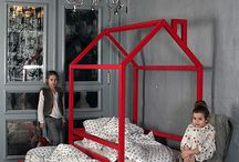 Bed or house?