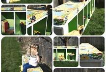 Playroom Ideas / by Jennifer Graf