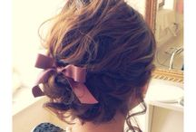Casual Hairstyles(° ꈊ °)✧˖° / カジュアル・ストリートのヘアスタイル