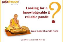 Online Puja Service / Marriage is the most auspicious event of anyone's life. When people want to tie their knot in the presence of deities and seek blessings, it is the pandit who makes the whole ritual perfect.