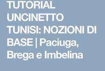 Uncinetto, Ferri....