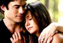 Damon & Elena - TVD <3
