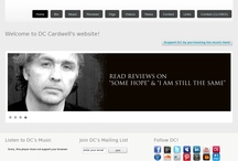 Our Stuff On The Web / Web sites featuring my wife Marjorie Cardwell and me. / by DC Cardwell