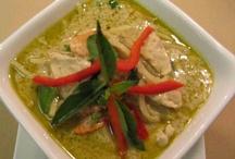 Asian Food / by Danielle Stetzel