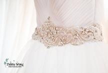 Wedding Dress, Shoes