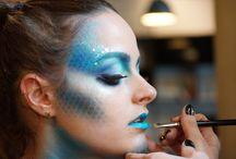 Mermaid Makeup Inspiration