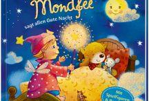 Pappbilderbücher / Bunte Kinderbücher für unterhaltsame Vorlesestunden, lustige Soundbücher kleine Musiker oder niedliche Bücher für süße Träume.