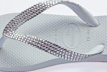Bridal Flip Flops Diy (Renee)