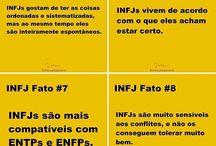 INFJ / Tipo de Personalidade INFJ do MBTI.