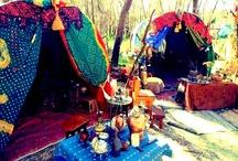 gypsies camp site