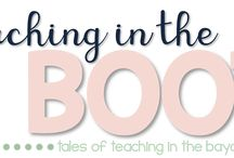 Teaching in the Boot