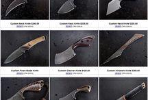 Μαχαίρια & Κατασκευή