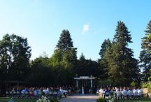 Summer Weddings... / Summer Love... Celebrating the Seasons ~ Love Grows at The Gardens