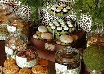 stolik słodkości na ślub