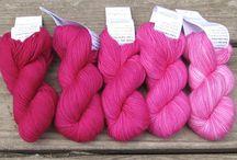 Yarn to Covet / Part make believe shopping cart, part Rhinebeck shopping list.  100% beautiful yarn