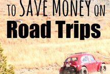 Western USA road trip!