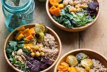Bowl Food (Recipes) / Recipes perfect for eating out of a bowl!