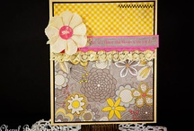 Cards and Stamping projects