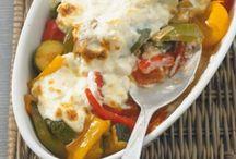Paprika Gemüse Ratatouille und sonstiges