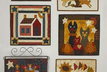 Miniture quilts