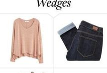 my outfit's