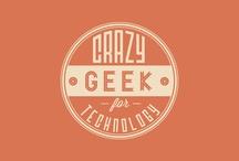 Geek Love / Things we get geeked up on.