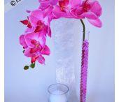 Des vases pour la déco / Des vases en verre pour créer des centres de table ou àutiliser en guise de photophores. A remplir de perles d'eau pour une déco tout en transparence mais en couleur !!! Ces vases seront parfaits pour la deco de table pour un mariage, baptême, anniversaire ou communion.