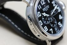Luxury Watches / Brands with history and practical complications