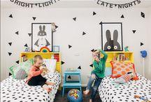 Children's Rooms & Interiors / Kids Room Inspiration.