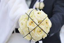 Bruidsboeketten bij Het Bloemmoment / Bruidswerken en huwelijken