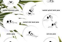 Последовательности асан в йоге