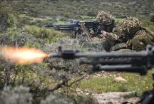 Exercise Lion Sun / British Army training exercise in Cyprus