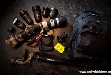 Min kameraväska / Vad finns i din kameraväska?