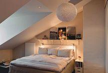 dormitorios en atico