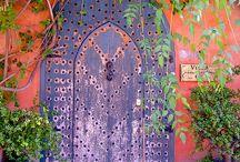 Beautiful doorways and portals
