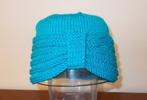 Knit: Hats, Beanies, etc