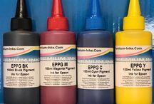 Pigment Printer Ink