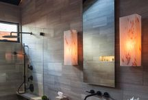 Asian modern bathrooms