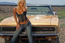 Hot Muscle / Great muscle cars
