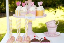 Cupcakes - Tea Party