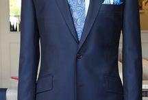 Dorneuil 15,8 micron / navy suit / https://www.facebook.com/media/set/?set=a.10152375340659844.1073742161.94355784843&type=1  #mtm #madetomeasure #buczynski #buczynskitailoring #tailoring #dormeuil #suit #navysuit