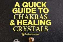 Chakras & Crystals <3