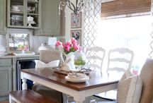 Dining Room / by Melissa Bacile