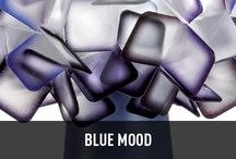 BLUE MOOD / Our Blue inspiration from all over the immaginary and real universe